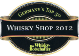 Germany's Top 50 - Whisky Shop 2012