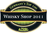 Germany's Top 100 - Whisky Shop 2011